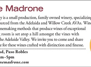 Lone Madrone Winery