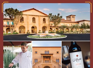 Cello Ristorante & Bar at Alegretto Vineyard Resort